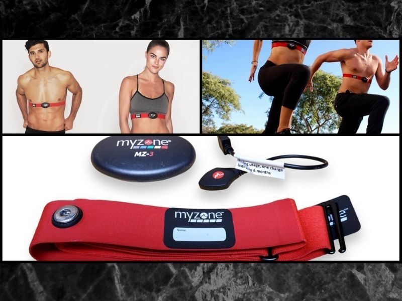 Hottest Wearable Fitness Tracker, MyZone MZ-3