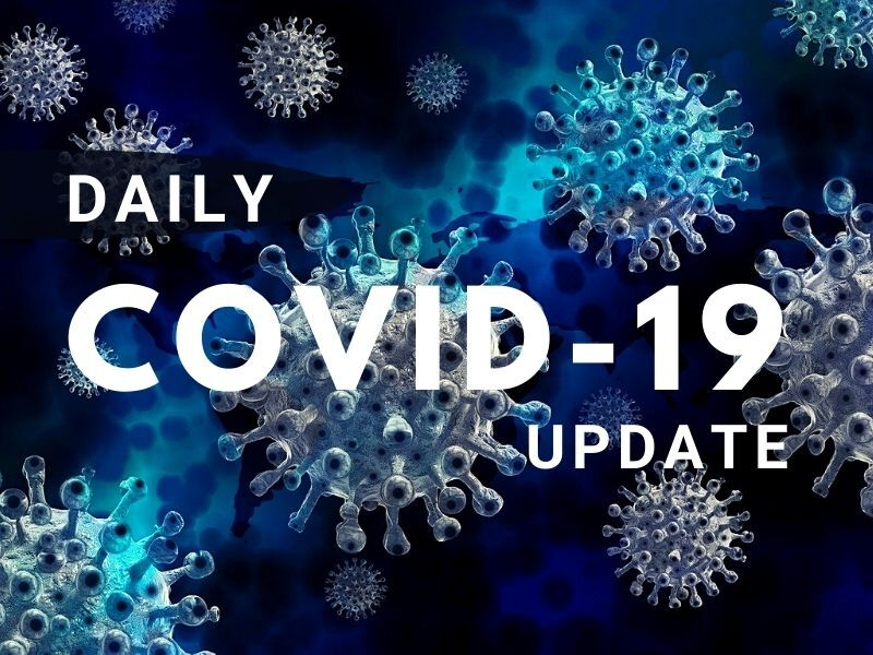 COVID-19 Daily Update: Sunday, December 20
