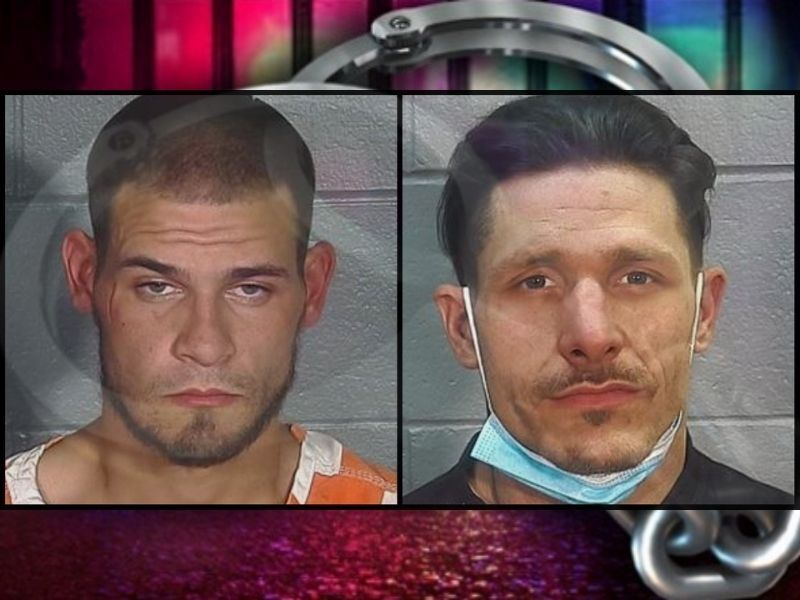 Burglary Charges Filed Against Two Men In Burnett Following Traffic Stop