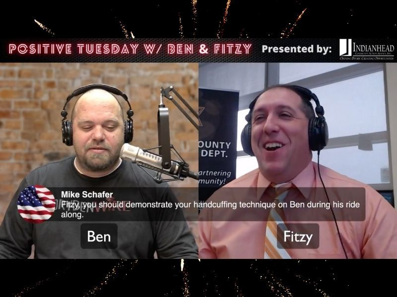 WATCH: Positive Tuesday w/ Ben & Fitzy - 1/5/21
