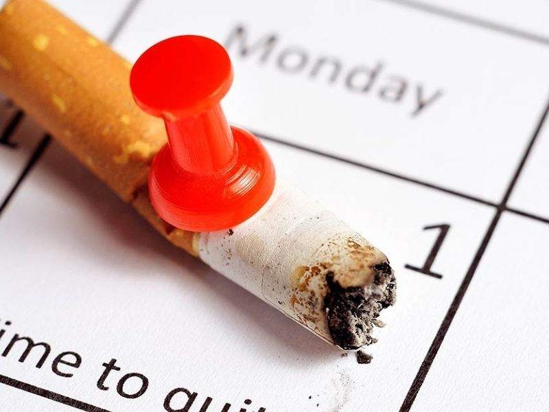 Healthy Minute: Quitting Tobacco: You Can Do It!