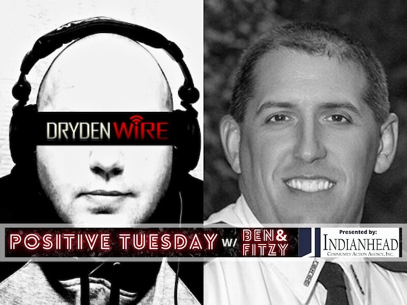 Ben & Fitzy To Discuss Annual Sheriff's Report On This Week's 'Positive Tuesday' Show