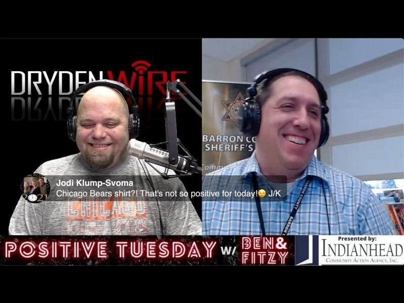 WATCH: Positive Tuesday w/ Ben & Fitzy