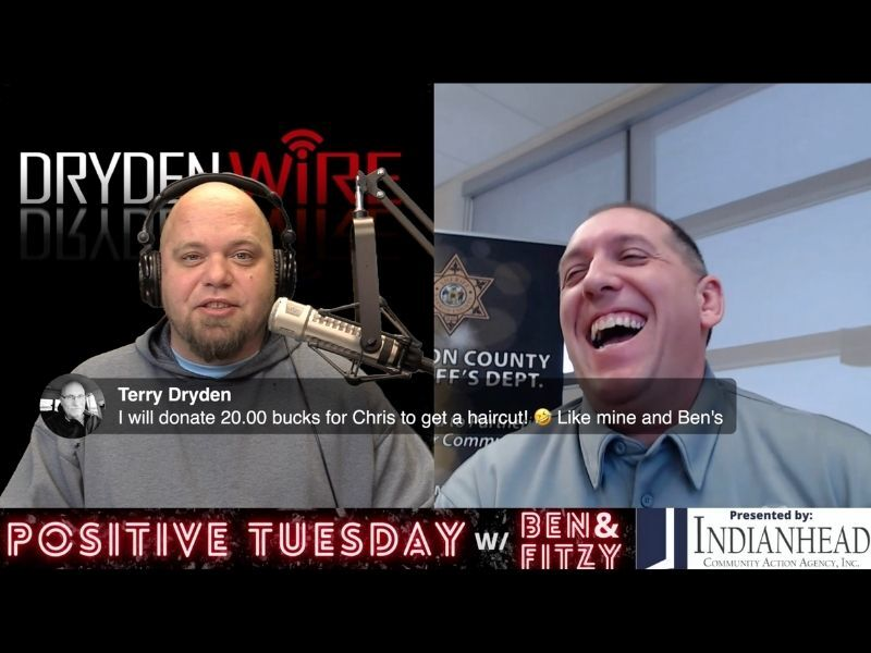 WATCH: Positive Tuesday W/ Ben & Fitzy!
