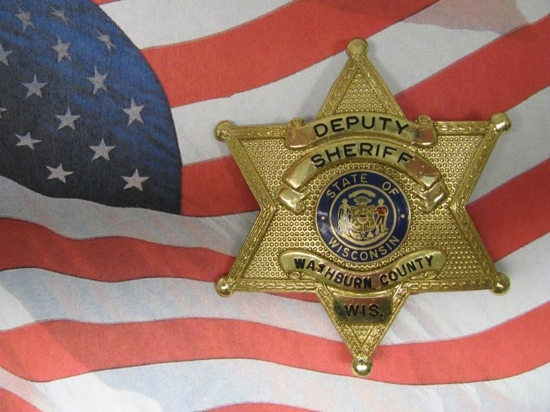 Washburn County Chief Deputy Sheriff To Retire; County Posts Job Opening