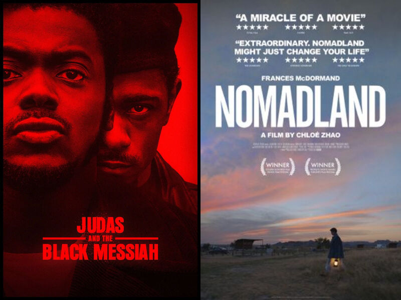 Movie Review (Double Feature): 'Judas And The Black Messiah' And 'Nomadland'