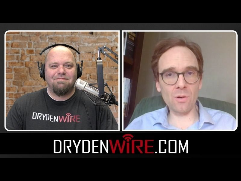 ICYMI: 'DrydenWire Live!' W/ Guest: Democratic Candidate For U.S. Senate, Tom Nelson