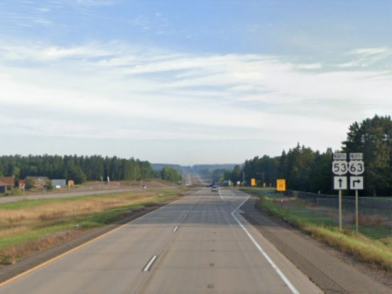 Tree And Shrub Clearing Necessary To Build New US 53 Interchange In Trego Set To Begin