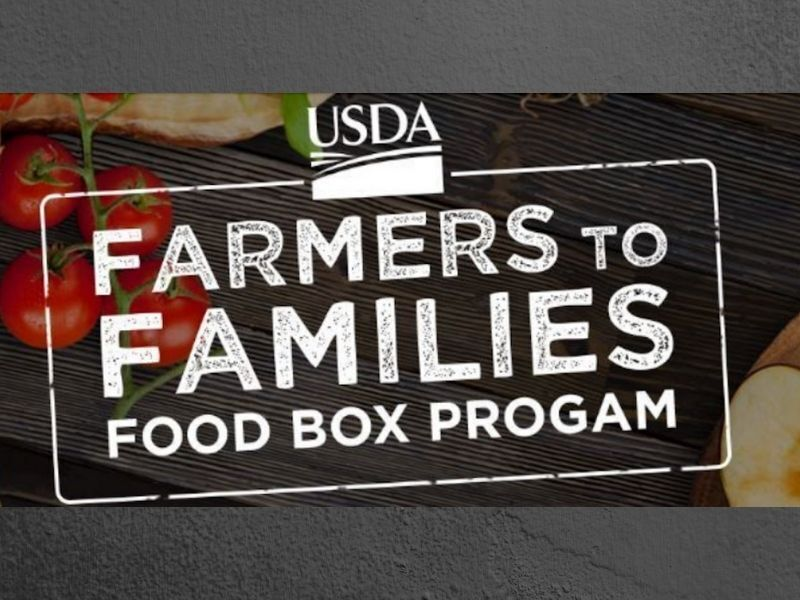 Farmers To Families FREE Food Box Distribution Dates In Washburn County Announced