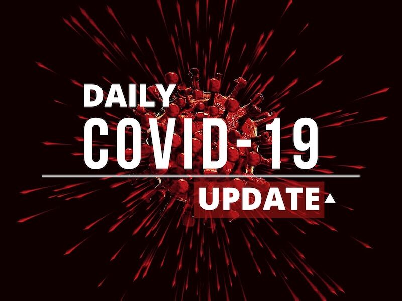 Daily COVID-19 Update: Monday, Mar. 08, 2021