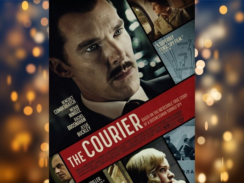 Movie Review: 'The Courier'