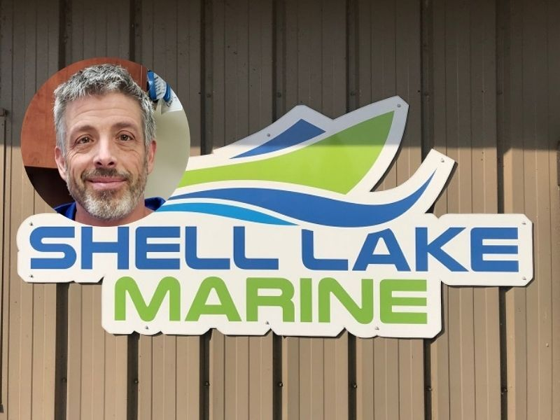 ICYMI: Shell Lake Marine Moves To New Location Greatly Increasing In Size