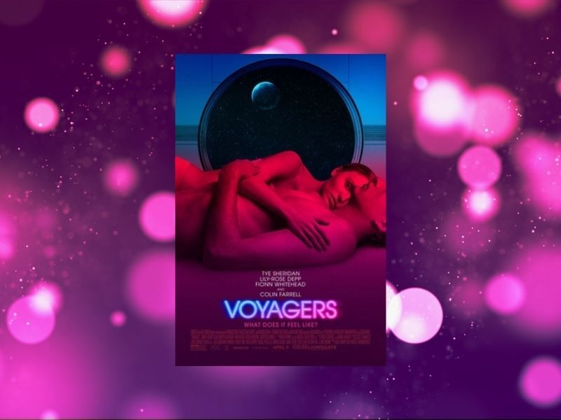 Movie Review: 'Voyagers'