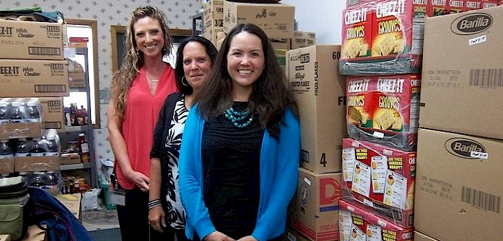 Around Town: 3 Local Organizations Combine to Make Sure No One Goes Hungry