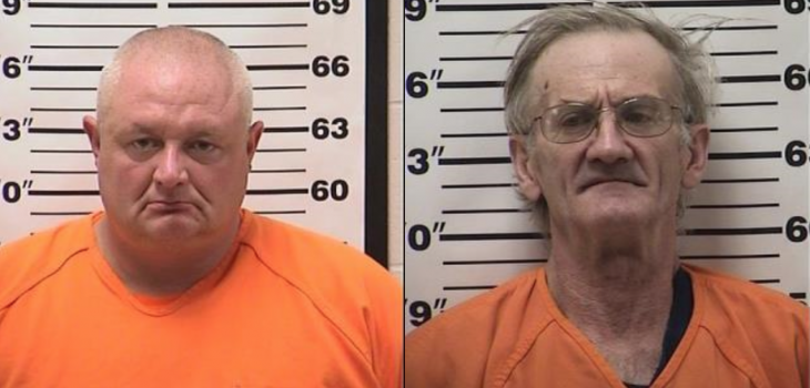 Two Arrested in Barron County Death Case