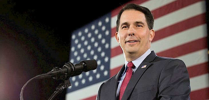 Gov. Walker Departs Saturday for Trade Mission to Japan, South Korea