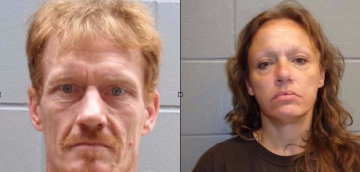 Traffic Stop & K-9 Sniff Result in Drug Charges for Spooner Man and Woman