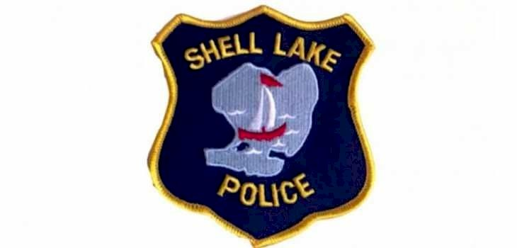 Shell Lake Police Activity Log from 8/14 to 9/11
