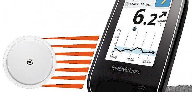 FDA Approves 1st-Ever Blood Sugar Monitor Without the Finger Pricks