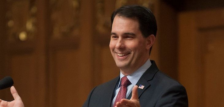Governor Walker to NFL: Take a Stand Against Domestic Violence