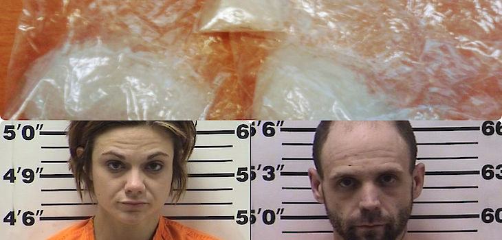 2 Arrested After Cumberland Police Discover Nearly 60 Grams of Meth in Vehicle
