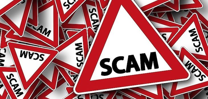Scammers Using Barron County Department of Health & Human Services Phone Number