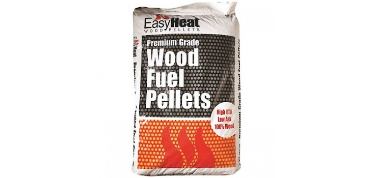 Northwoods Hardware Hank Introduces 'Easy Heat' Wood Pellets