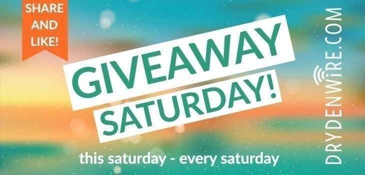 (WINNERS ANNOUNCED) Giveaway Saturday - November 11, 2017