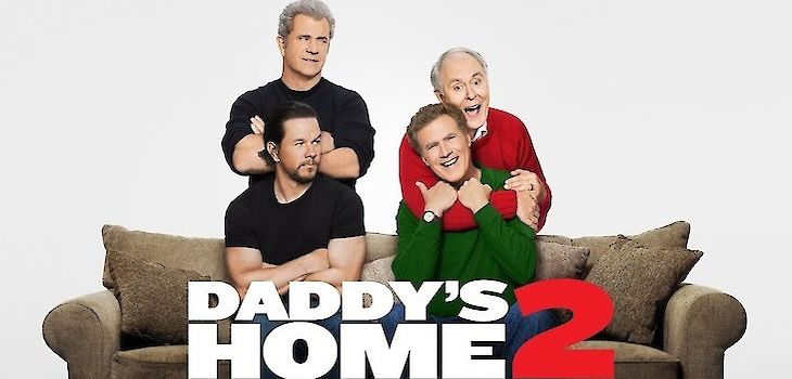 Movie Review: 'Daddy's Home 2'
