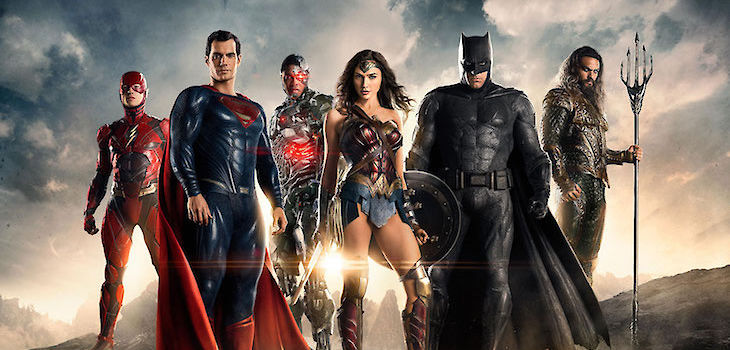 Movie Review: 'Justice League'