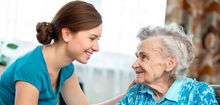 Healthy Minute: Tips for Caregivers during November's National Family Caregiver Month