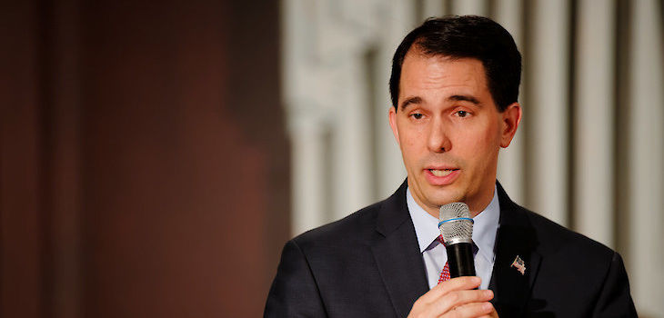 Walker Plan to Attend Conservative Event Criticized