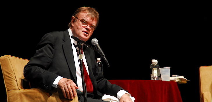 Garrison Keillor Fired by MPR Over 'Inappropriate Behavior'