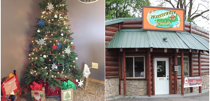 Northwest Land and Recreation Hosting 7th-Annual Christmas Gift Drive