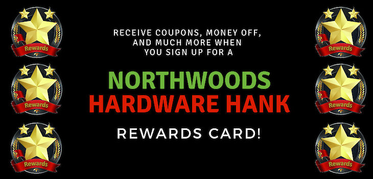 Don't Miss Out on These Coupon Specials from Hardware Hank