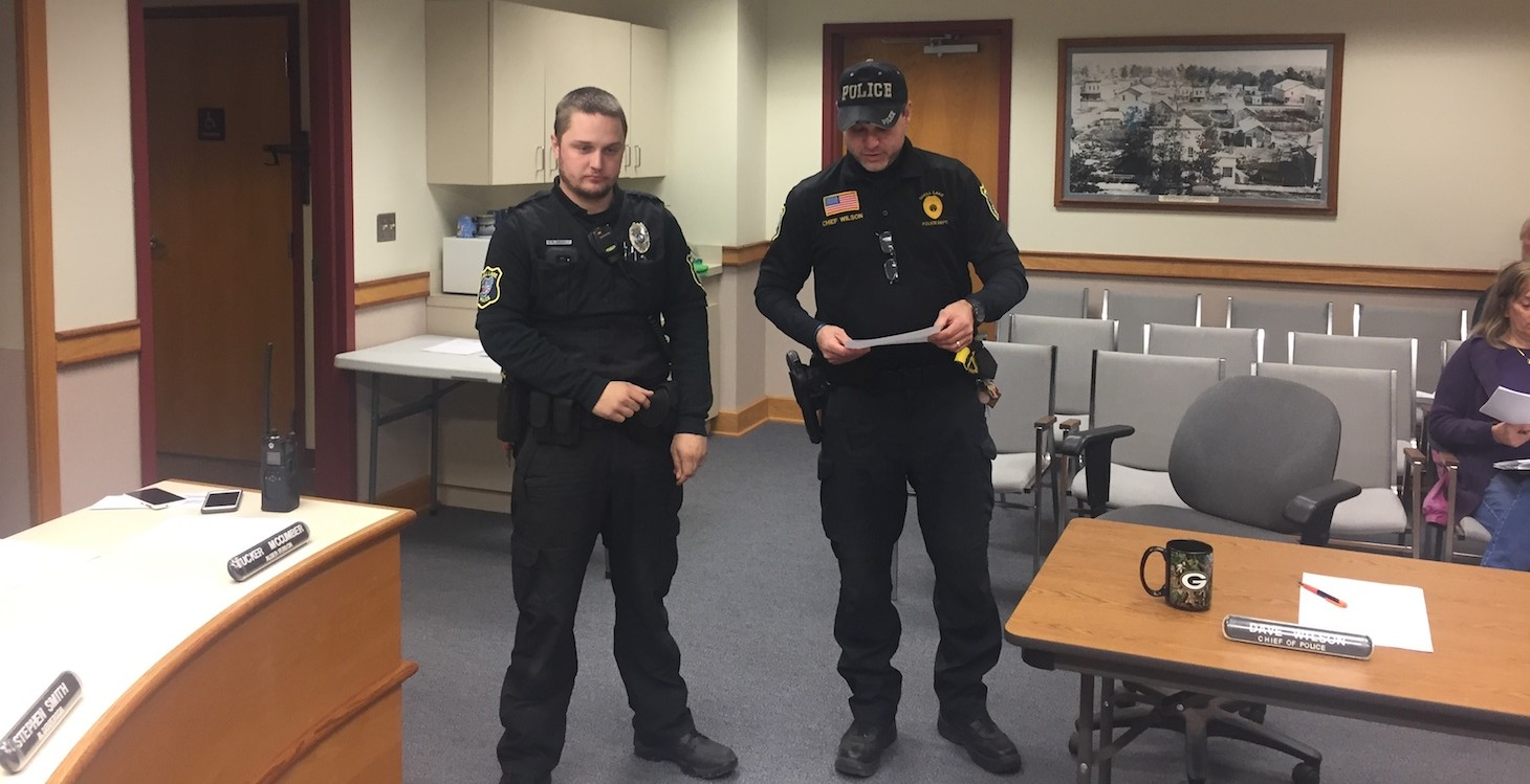 Shell Lake Officer Receives Letter Of Commendation For Investigation