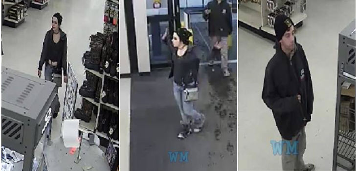 (UPDATE) Rice Lake PD Say They Have Identifying These Two Subjects