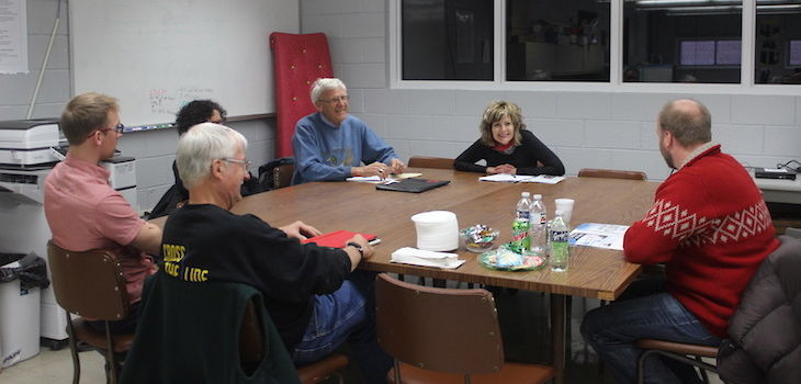 Shell Lake Arts Center Hosts Area Legislators