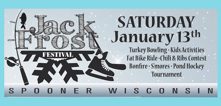 List of Events Scheduled for 'Jack Frost Festival'