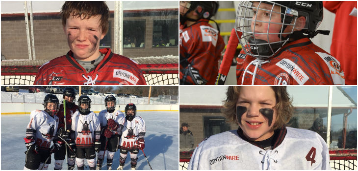 SAYHA Debuts New Hockey Jerseys and Official Sponsor - DrydenWire!