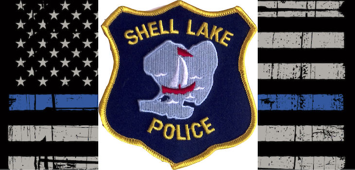 Shell Lake PD's Monthly Report from 12/11 to 1/8