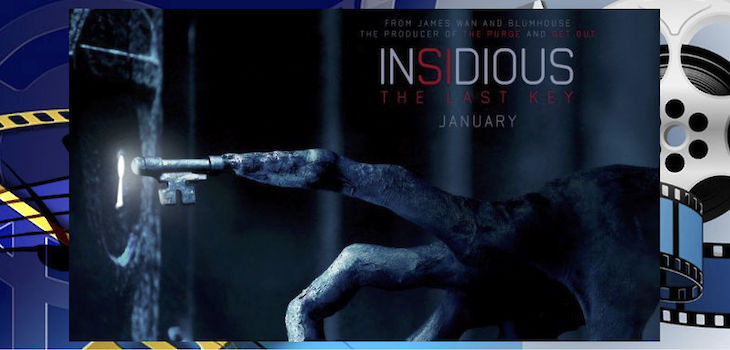 Movie Review: 'Insidious: The Lost Key'