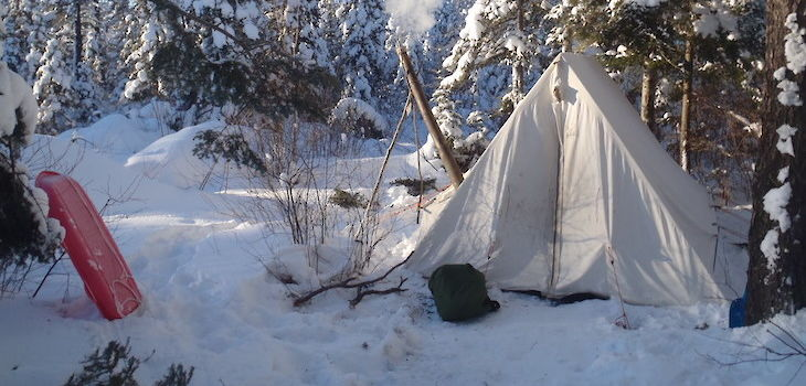 Winter Camping Rendevous Set for Feb.1-4 At Sawmill Lake Campground