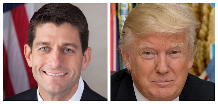 Ryan Calls Trump Immigration Comments 'Unhelpful'