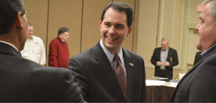 Governor Walker Calls for Special Session on Welfare Reform