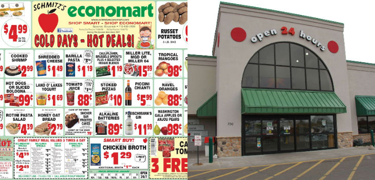 This Week's Great Deals from Economart - 1/22 to 1/28