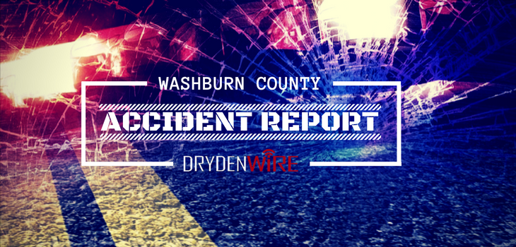 Washburn County Weekly Accident Report - 1/25/18