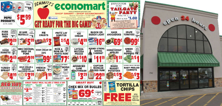 This Week's Great Deals from Economart - 1/29 to 2/4