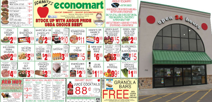 This Week's Great Deals from Economart - 2/5 to 2/11