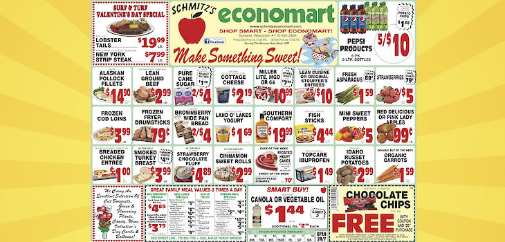 This Week's Great Deals from Economart - 2/12 to 2/18
